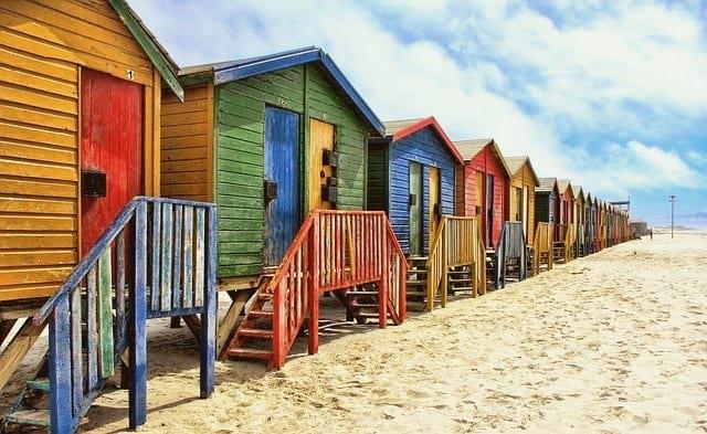 Южная Африка, пляж